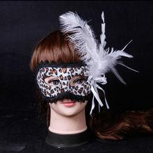 2015 nuevo diseño de venta al por mayor plumas máscaras de disfraces, máscara del partido