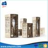 New design hot sale paper super slim led light packaging box