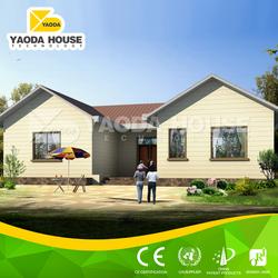 Luxury cheap prefabricated modular home