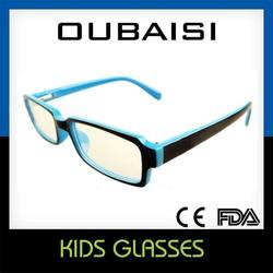 Zhejiang Taizhou Cheap PC Kids Myopia Glasses Frame No.1007