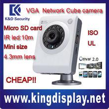 OEM cheap IPC-K6-I dahua CUBE ip camera onvif2.0 shop use 10 meter IR office home use buy ip camera
