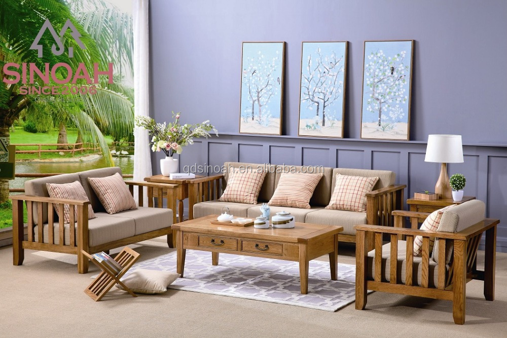 Modern Living Room Designs Solid Oak Furniture Sofa Set Buy Sofa Set Solid Oak Furniture Sofa