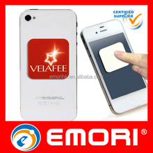 Best Quality sticker mobile phone screen cleaner/ Passed REACH, ROHS, DMF Tests