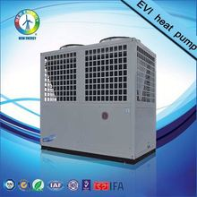 low ambient temperature factory supply air to water heatpumps