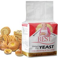 Bakery Instant Dry Yeast Active, Bread Yeast Powder, Baking Dried Yeast Instant Factory