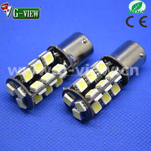 high lumen 1156 car led bulb for Turn &Brake light ba15s canbus auto led light , bau15s canbus auto led bulb