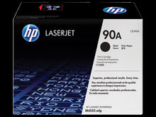 Genuine Black HP 90A Toner Cartridge - (CE390A)