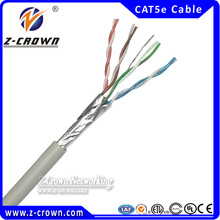 FTP Cat 5e Lan Cable For Ethernet With Good Quality