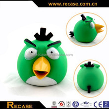 CE new design birds of Angry plastic birds animal pet toy