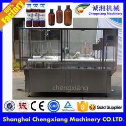 Trade assurance automatic oral liquid filling machine,filling capping machine