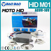Top quality hot sale h4 8000k hid xenon kits for motors