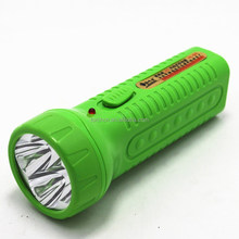 Camping plastic 4 led torches light ,Mini 0.5w fleshlight ,rechargeable 0.5w torch light cheap