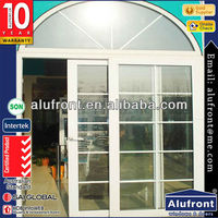 As2047 Certificate Aluminum Sliding Window for commercial