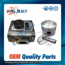 Motorcycle Parts Motorcycle Engine Parts Yinxiang CG150 Chinese Motorcycle cylinder block