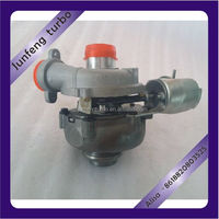 1.6L 4 Cylinders Auto Engine DV6TED4 - 9HZ Turbocharger 753420-5005S 740821-0001 for Volvo S40, V50