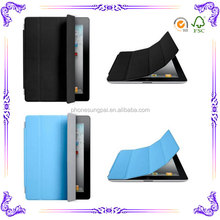 Flip leather case for ipad mini with package