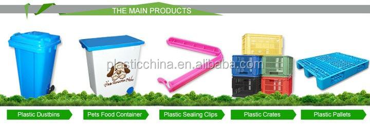 Свет долг nestable пластиковой упаковки паллет