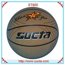 Synthetic cow leather basketball balls ST900