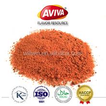 Halal vegetal sabor condimentos en polvo instantánea proveedor [ AVIVA polvo ]