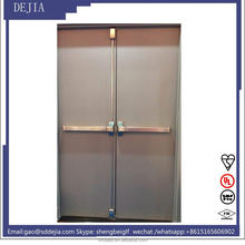used commercial doors entry door glass inserts, double sash steel fire rated door