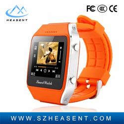"China watch DZ10 with1.65"" touch screen android watch phone, smart bluetooth watch"