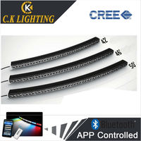 high quality utv 4x4 led light bar off road traffic safety light bar