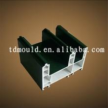 80,85 Series Window/Door PVC Extrusion Die Custom Mold Design Door Window Plastic Inserts