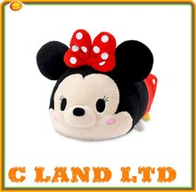 hot sales design Cute Tsum Tsum Minnie mouse plush toy stuffed toy