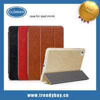 Hoco leather tablet cover protective case cover for ipad mini4