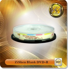 Professional Design Good Quality Printable Blank Dvd