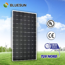 Aesthetic high quality monocrystalline 300W the lowest price solar panel