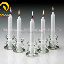white household Wax praying decorative white Candles