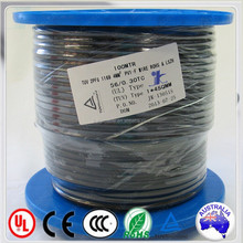 Jiukai TUV/UL approved XLPE double insolation single core pv cable 4mm2 for solar panel with 5years assurance - - CD