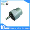 12v dc motor with gear reduction carbon brush dc motor with gearbox
