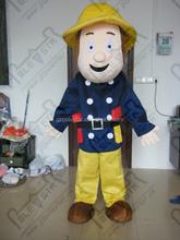 custom fireman sam mascot costumes