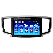car dvd player with gps, 2015 high quality cheap touch car dvd, wholesales car dvd player for Honda Odyssey