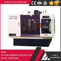 V65 Japan Brand Fanuc or Siemens CNC Milling Machine with 5-axis Table