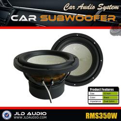 """JLDAudio 12"""" Aluminum frame Competition Subwoofer"""