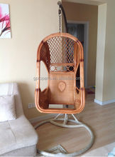 on sale indoor rattan swing chair from China wedding chair from China Garden wedding chair from China