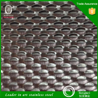 cold rolled embossed finish 3mm stainless steel sheet