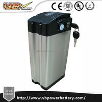 Factory supply Dragon horse Li-ion battery pack 48V 10Ah electric bike battery