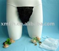 Disposable Men's G-string/Sexy Thong