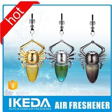 Fashion hot sale hanging air freshener cheap wedding gift for guest