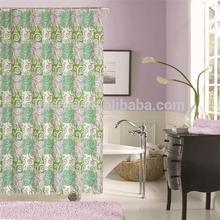 cortina de ducha, ducha de poliéster cortina