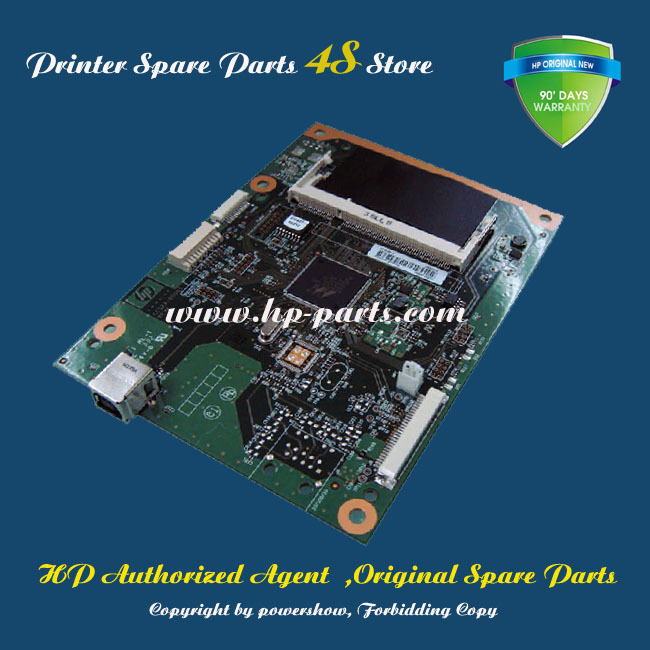 Original new Laserjet P2055DN P2055D 2055n 2055 Formatter Board CC528-60001 CC527-60001 Main logic board Printer Parts