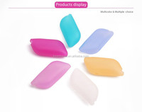 BPA Free Travel Accessory Silicone Toothbrush Case toothbrush cover