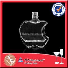 Venda quente 100 ml frasco de perfume de vidro barato importadores