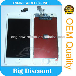 For Lcd iPhone 5 and digitizer For Iphone 5 Lcd screen