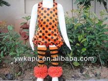 2014 nuevo estilo de halloween ropa para bebe