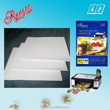 Wide Format and Thick Glossy Photo Inkjet Paper A3 Size 20 Sheets